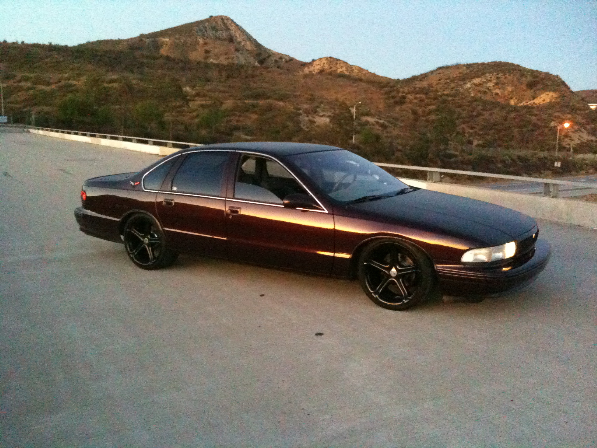 Had Her Since 96 It Was Time For A Change 96 Impala Ss